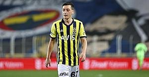 Fenerbahçe'de Mesut Özil dümene geçiyor!.