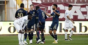 Fenerbahçe dolu dizgin : 1-2