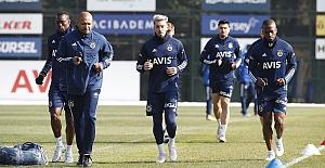 Trabzonspor maçı hazırlıkları başladı