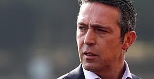 Başkan Ali Koç: Fenerbahçe'de hoca olmak çok zordur