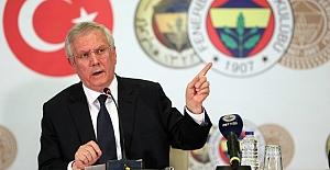 Aziz Yıldırım'dan Galatasaray'a sert sözler! 'Onları izlerken utandım...