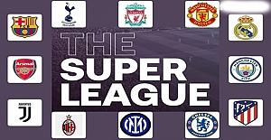 Başlamadan bitti! Avrupa Süper Ligi böyle dağıldı