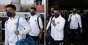 Takım Antalya'da