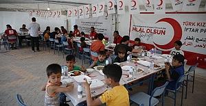 Mesut Özil'den Suriye'de iftar bağışı