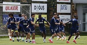 MKE Ankaragücü maçı hazırlıkları tamamlandı