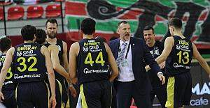 Ve..Fenerbahçe Beko finalde..