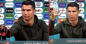 Ronaldo'dan Avrupa Şampiyonası sponsoruna darbe! Bir hareketi 4 milyar dolar kaybettirdi