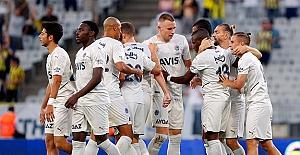 Fenerbahçe 2-2 PEC Zwolle (Hazırlık maçı)