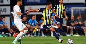Fenerbahçe 4-1 Kasımpaşa (Hazırlık maçı)