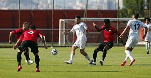 Gençlerbirliği 0-4 Fenerbahçe (Hazırlık maçı)