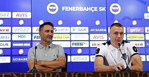 Teknik Direktörümüz Vitor Pereira ve oyuncumuz Attila Szalai'den HJK Helsinki maçı öncesi açıklamalar
