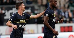 UEFA Avrupa Ligi'nde gruplara yükseldik: 2-5