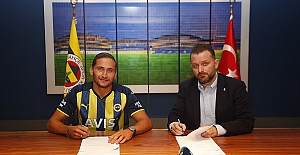 Ve..Miguel Crespo'da Fenerbahçemizde..