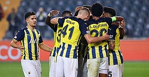 Fenerbahçe 2-2 Royal Antwerp