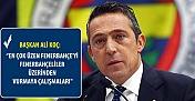 Ali Koç: Genel kurul isteyen varsa hodri meydan!