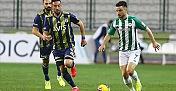 Fenerbahçe Konya'da kaybetti