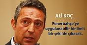 Başkan Ali Koç: Hazine garantili borçları ben de imzalarım