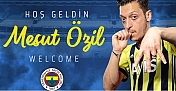 VE..Rüya gerçek oldu: Mesut Özil Fenerbahçemizde!