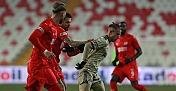Sivasspor 1-1 Fenerbahçe