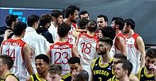 A Milli Erkek Basketbol Takımı Avrupa Şampiyonası'nda